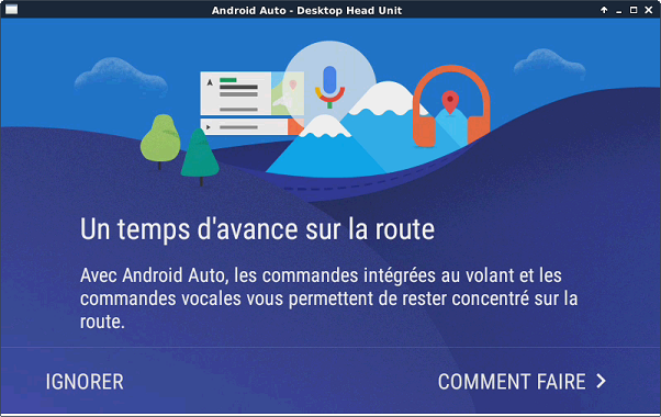Build your own Android Auto Headup display